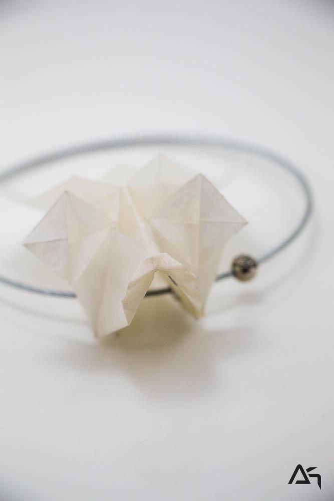 Bracelet Irishfish ou Habit de dos de main
