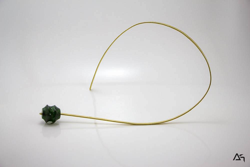 Collier Greenlagoon