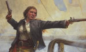 Portrait Anne Bonny