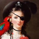 Portrait Jacquotte Delahaye, femmes pirates