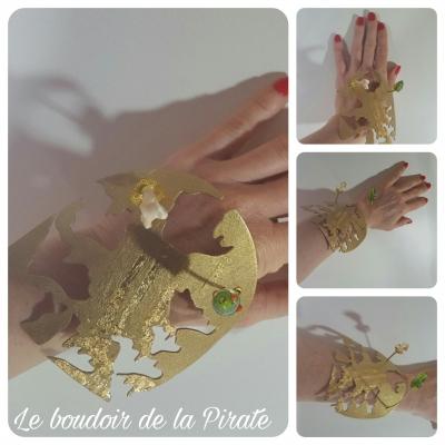 bracelet treasuroad bijou porté