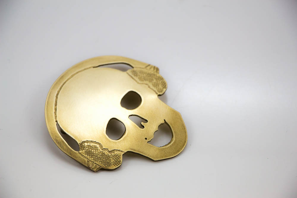 broche headphonik, collection les jolly rogers